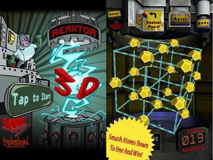 reaxtor-3d