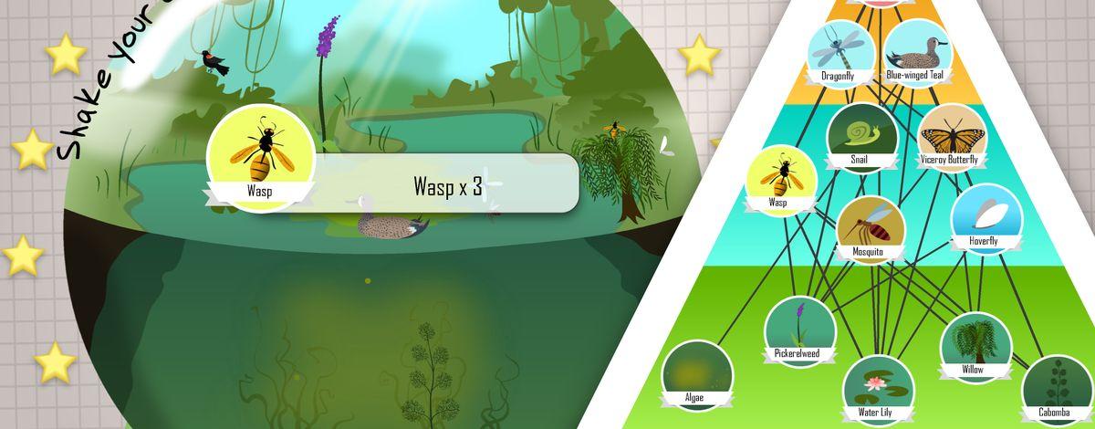 iBiome-Wetland app