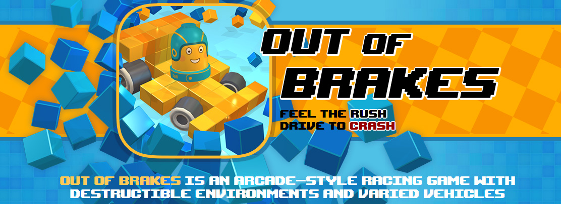 Out of Brakes app