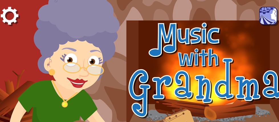 Music with Grandma app