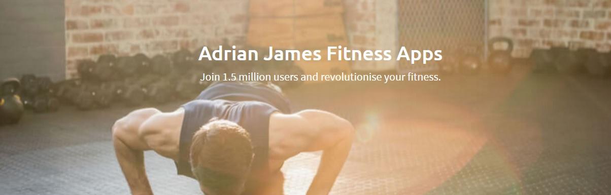 adrian james app