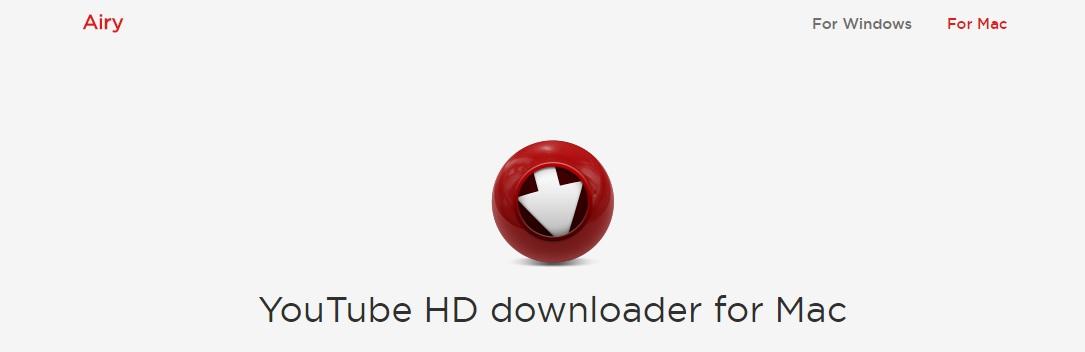 Airy Mac app