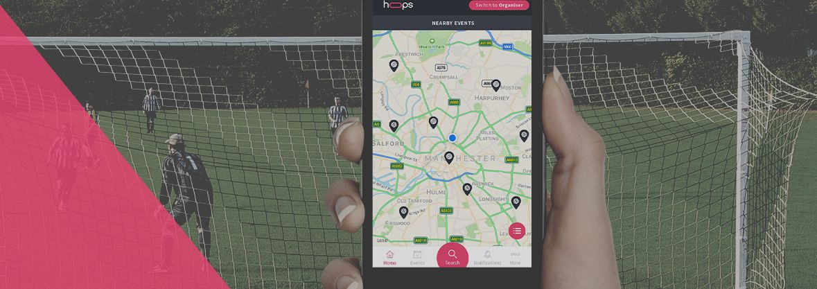 Hoops Connect app