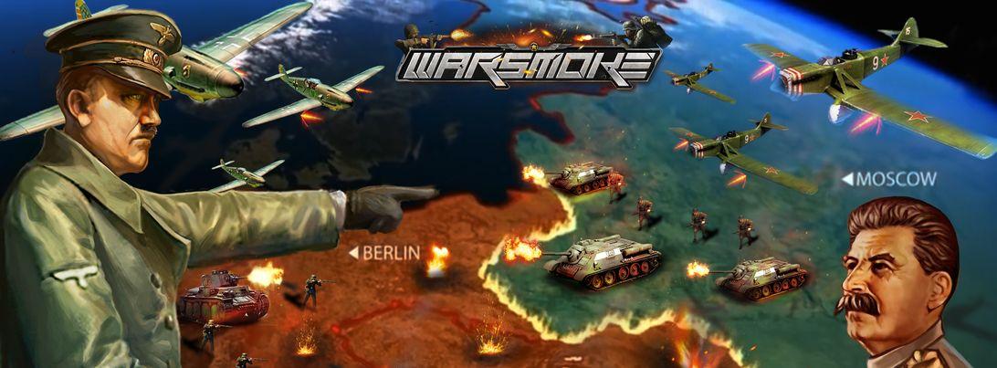 Warsmoke app